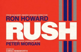 Rush Movie poster 2013