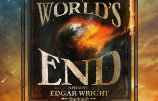 The World's End Movie Poster 2013