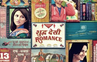 Shuddh Desi Romance Movie poster 2012