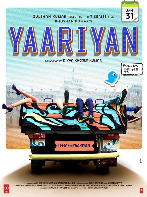 Yaariyan poster