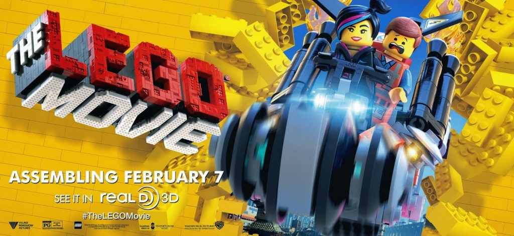 The Lego Movie Poster 10