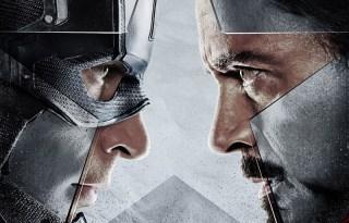 Captain America- Civil War Poster 1- India Release