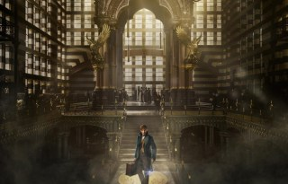 Fantastic Beasts and Where to Find Them Poster 1- India Release