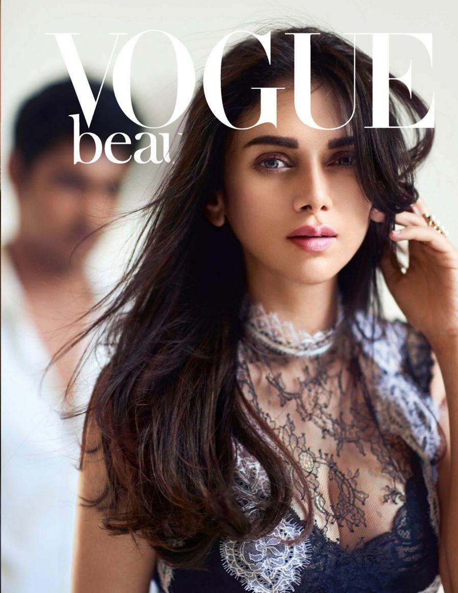 Aditi Rao Hydari Vogue India magazine November 2016 Photoshoot