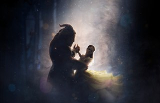 Beauty and the Beast Poster 1- India Release