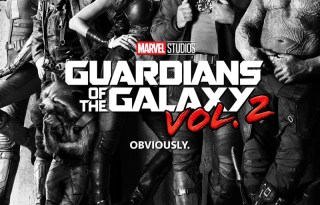 Guardians of the Galaxy Vol. 2 Poster 1- India Release