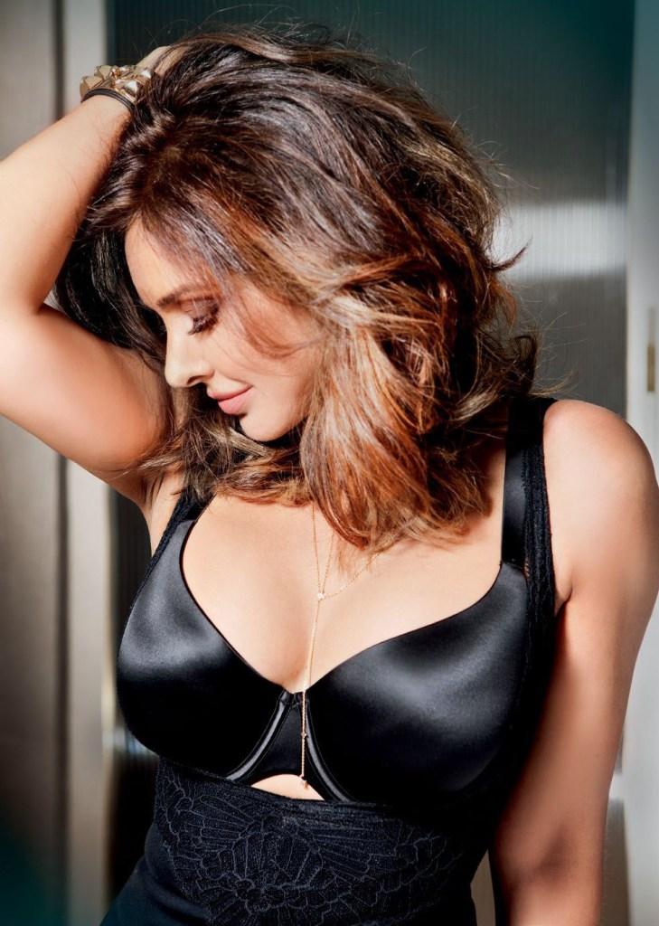 Lisa Ray On Maxim India Magazine November 2016 Cover Pic 7