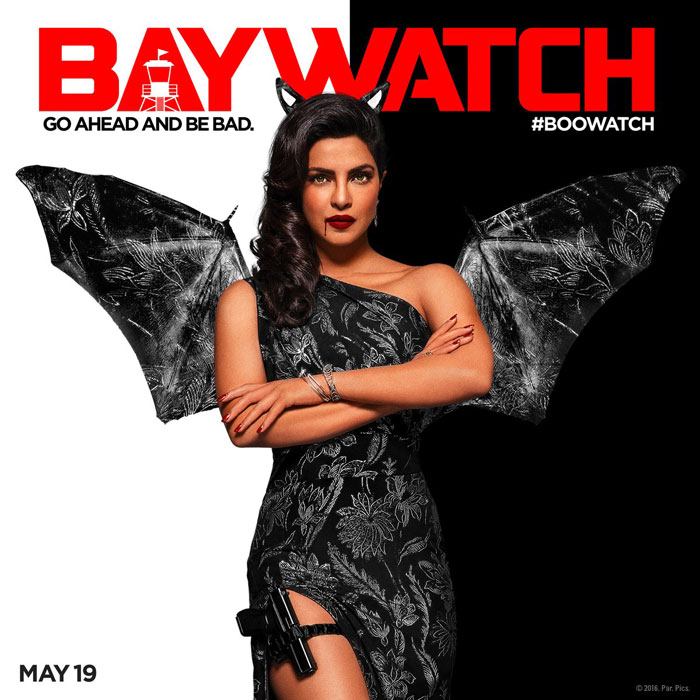 Baywatch Trailer - Priyanka Chopra First Hollywood Movie!