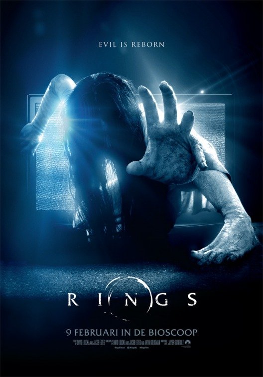 Rings Poster 2- India Release