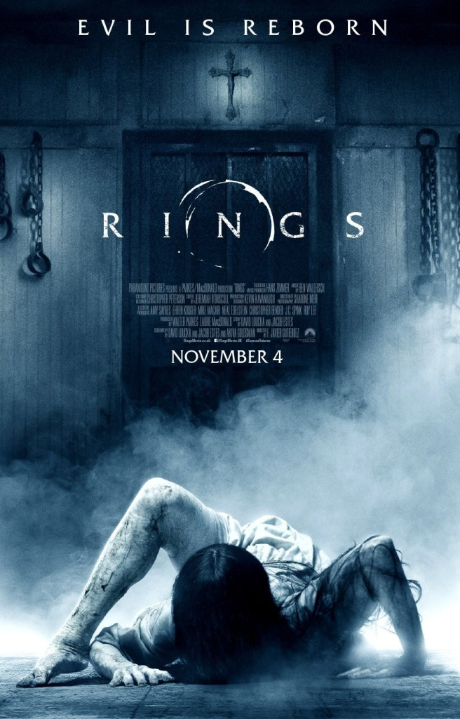Rings Poster 3- India Release
