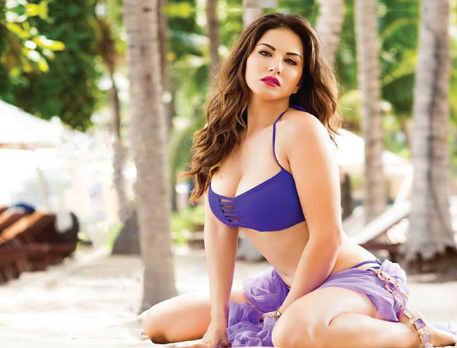 Sunny Leone Looks Hot In Her New Photoshoot