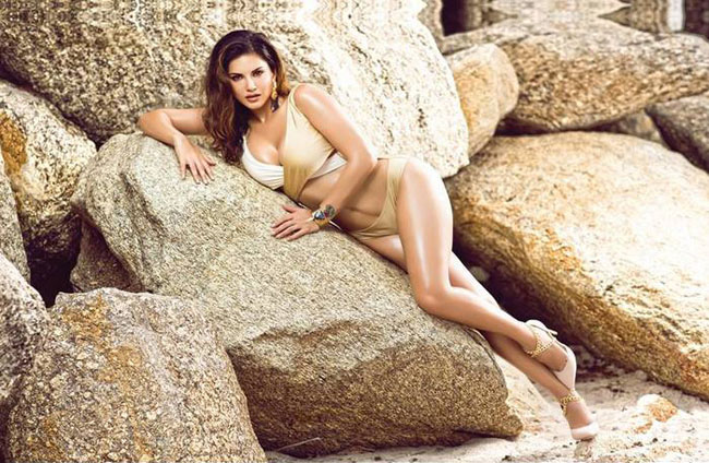 Sunny Leone Latest Hot Photoshoot