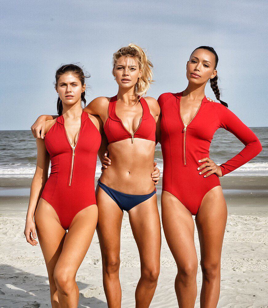 Baywatch Image 3- India Release 2017
