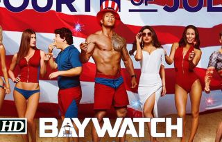 Baywatch Poster 1- India Release