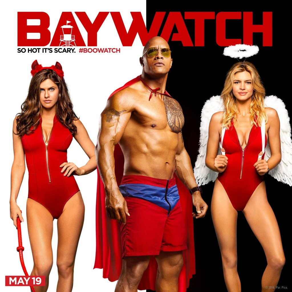 Baywatch (2017) Movie Trailer, Cast and India Release Date ...