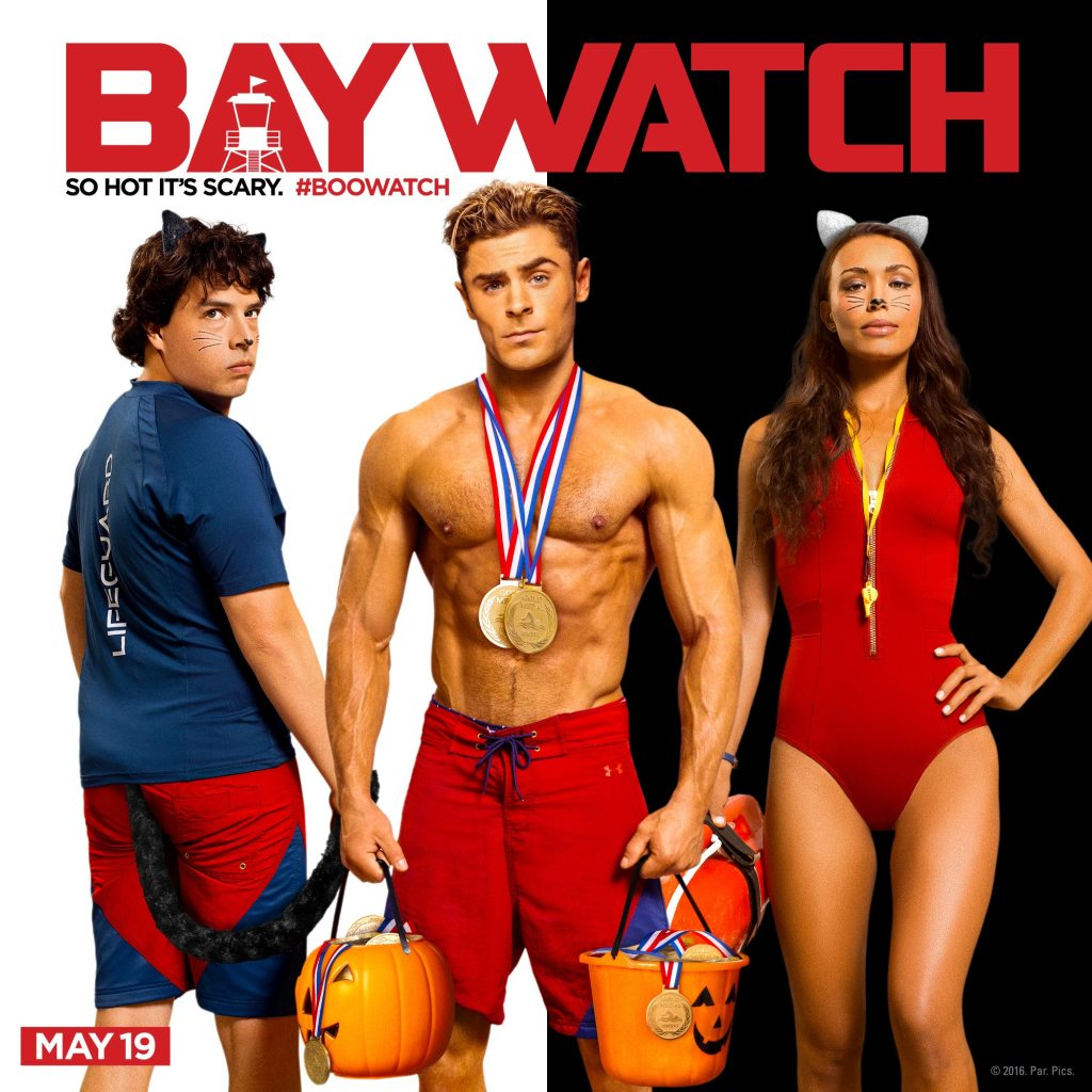 baywatch  2017  movie trailer  cast and india release date