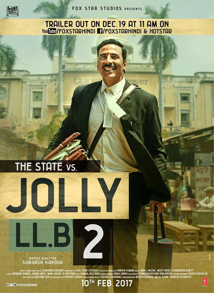 Watch Jolly LLB 2 2017 Full Hindi Movie Pre-DVDRip 1GB