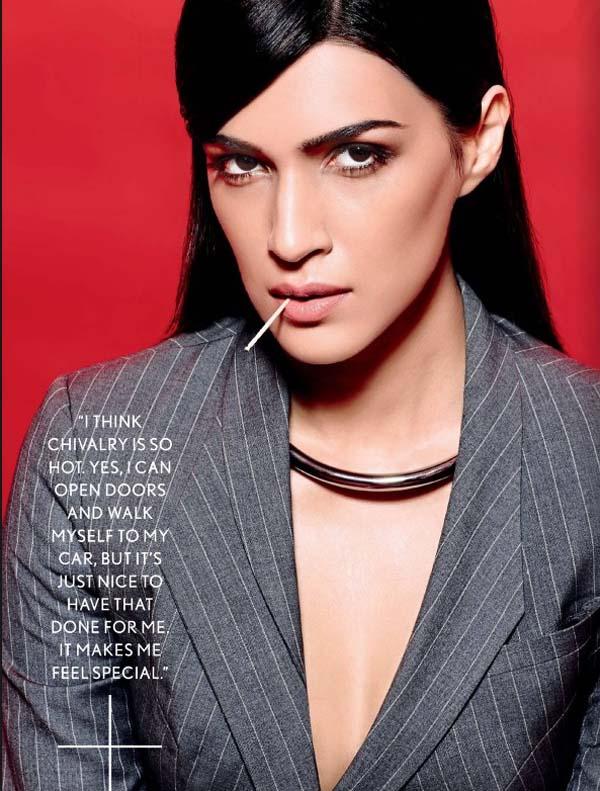 Kriti Sanon Full Photoshoot Of Maxim Magazine December 2016 Issue Pictures 4