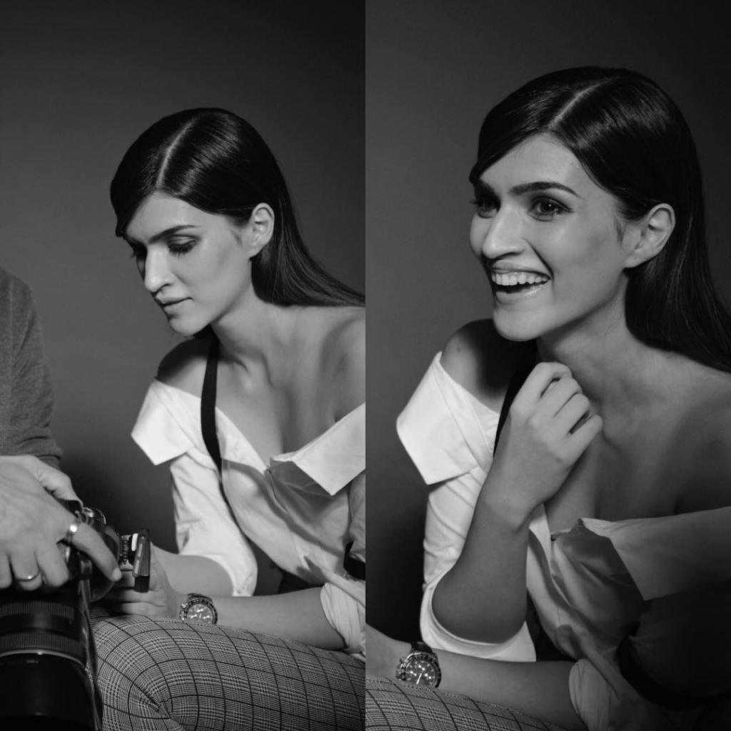 Kriti Sanon Photoshoot Of Maxim Magazine December 2016 Issue Image 2