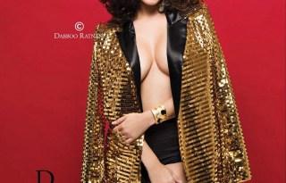 Dabboo Ratnani 2017 Celebrity Calendar - Sunny Leone