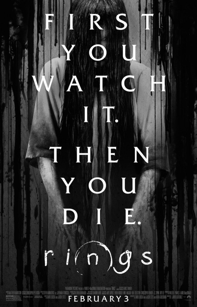 Rings Poster 4- India Release 2017