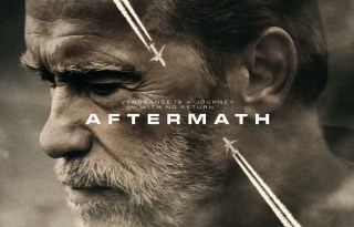 Aftermath Movie Poster - India Release 2017