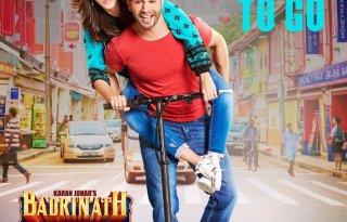 Badrinath Ki Dulhania Countdown Poster - Day 10