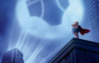 Captain Underpants Movie Poster - India Release 2017