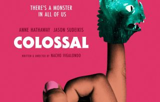 Colossal Movie Poster - India Release 2017