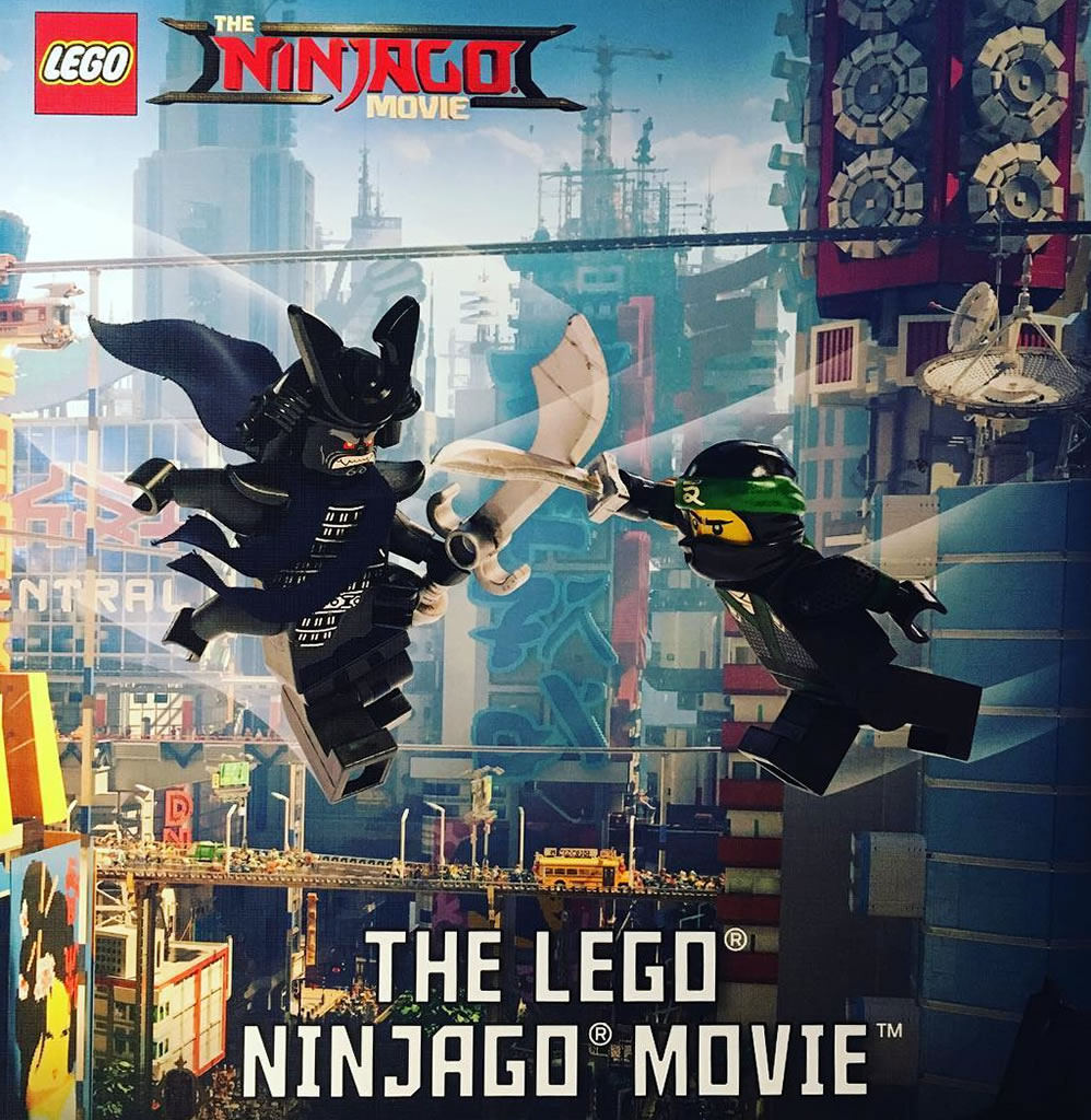 The LEGO Ninjago Movie New Trailer Tease