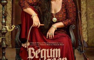 Begum Jaan - Vidya Balan first poster - India Release 2017