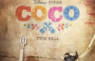 Coco Movie Poster - India Release 2017