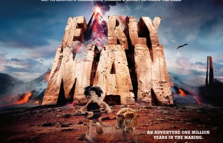 Early Man Movie Poster - India Release 2017