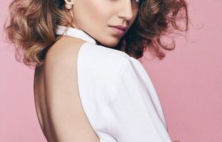 Kangana Ranaut Photoshoot for Elle India Magazine March 2017 Image 1