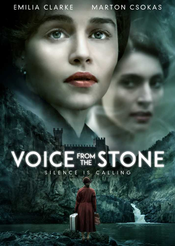 Voice from the Stone Movie Poster - India Release 2017