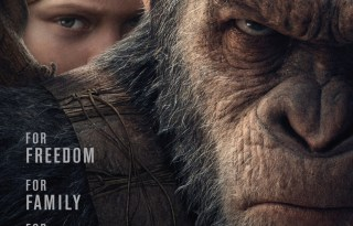 War For The Planet Of The Apes Movie Poster - India Release date 2017