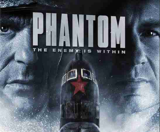 phantom-duchovny-dvd-review