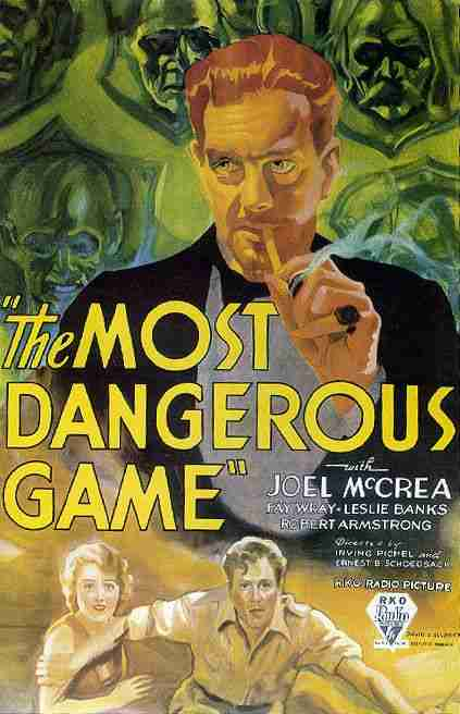 Most_Dangerous_Game_poster