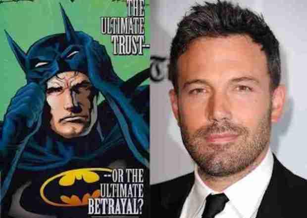 Perfect Casting- Ben Affleck Is BATMAN