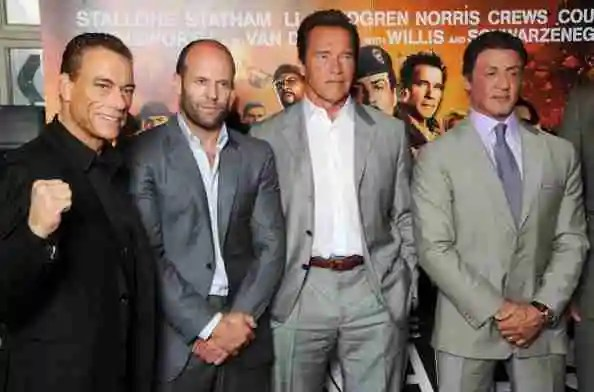 21db1726b48 THE EXPENDABLES 2  Stars Talk Competition