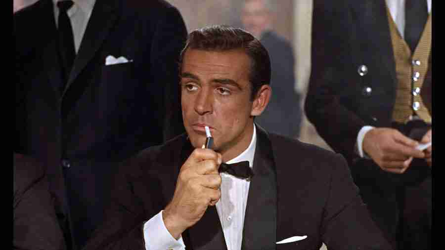 5. Sean Connery