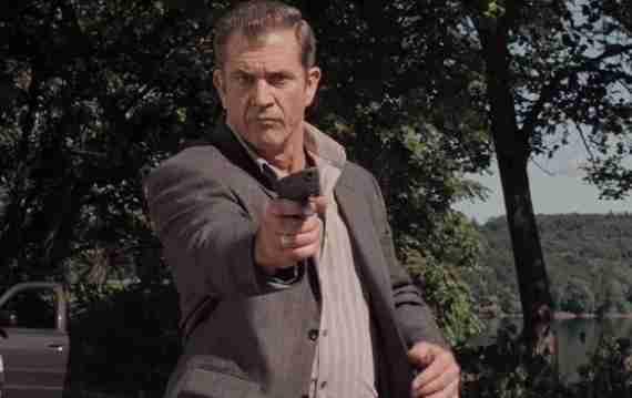 6. Mel Gibson