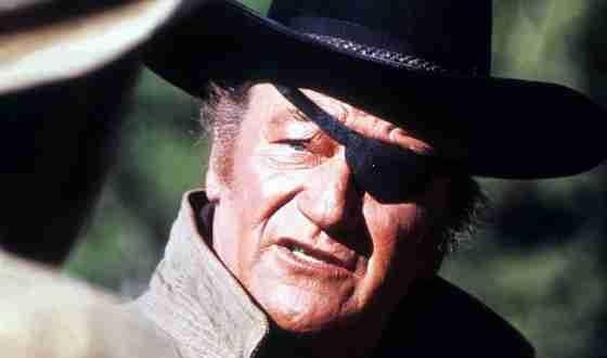 7. John Wayne