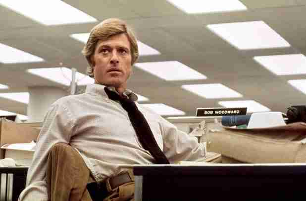 Image result for all the president's men woodward