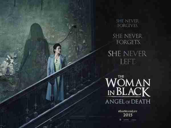 Woman in Black  Angel of death teaser 2