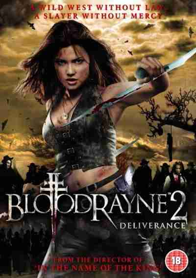 Dvd Review Uwe Boll S Bloodrayne 2 Deliverance Is As Bad As You