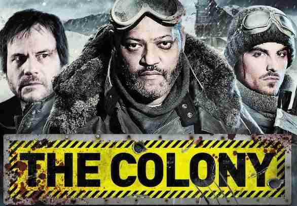 the-colony-review-dvd