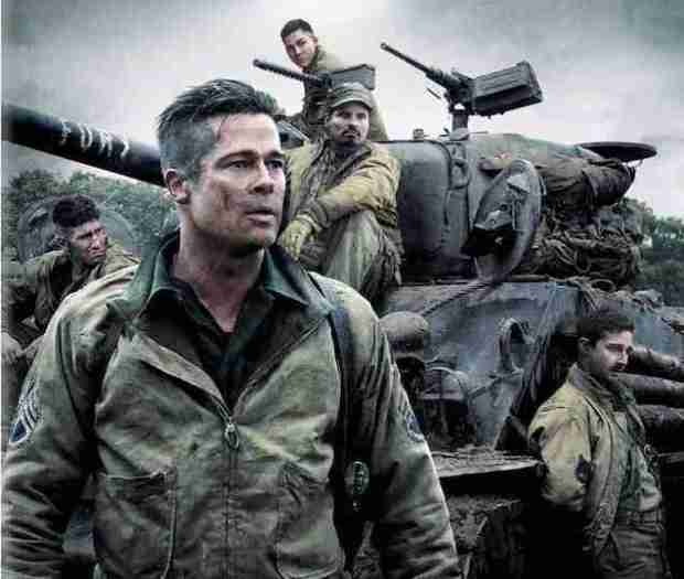 fury-brad-pitt-labeouf-lerman