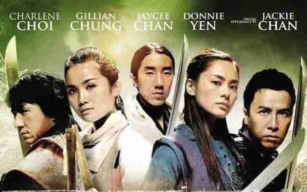 DVD Review: Jackie Chan Cameos in BLADE OF KINGS (That's ...