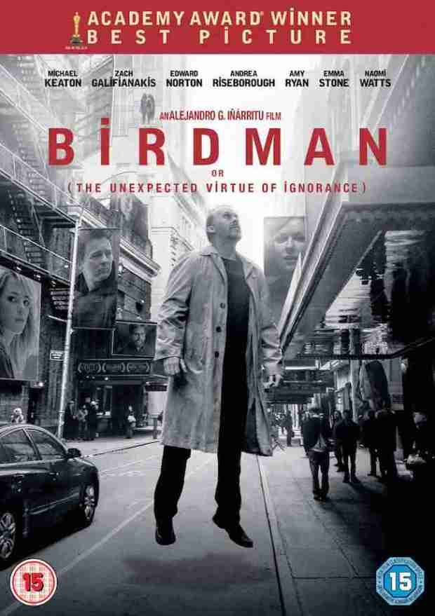 birdman-dvd-review